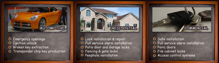 Woodinville Locksmith